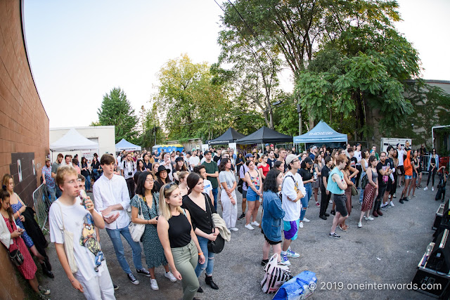 Royal Mountain Records Goodbye to Summer BBQ on Saturday, September 21, 2019 Photo by John Ordean at One In Ten Words oneintenwords.com toronto indie alternative live music blog concert photography pictures photos nikon d750 camera yyz photographer summer music festival bbq beer sunshine blue skies love