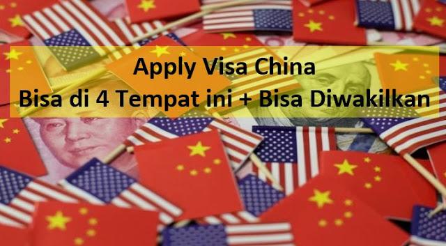 apply visa china