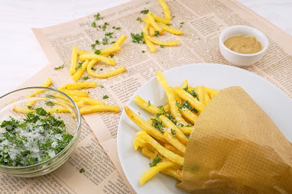 How to Make KFC-style French Fries