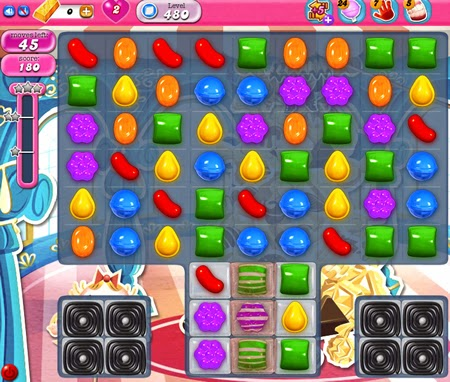 Candy Crush Saga 480