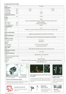 Specification Fuso FJ1828R