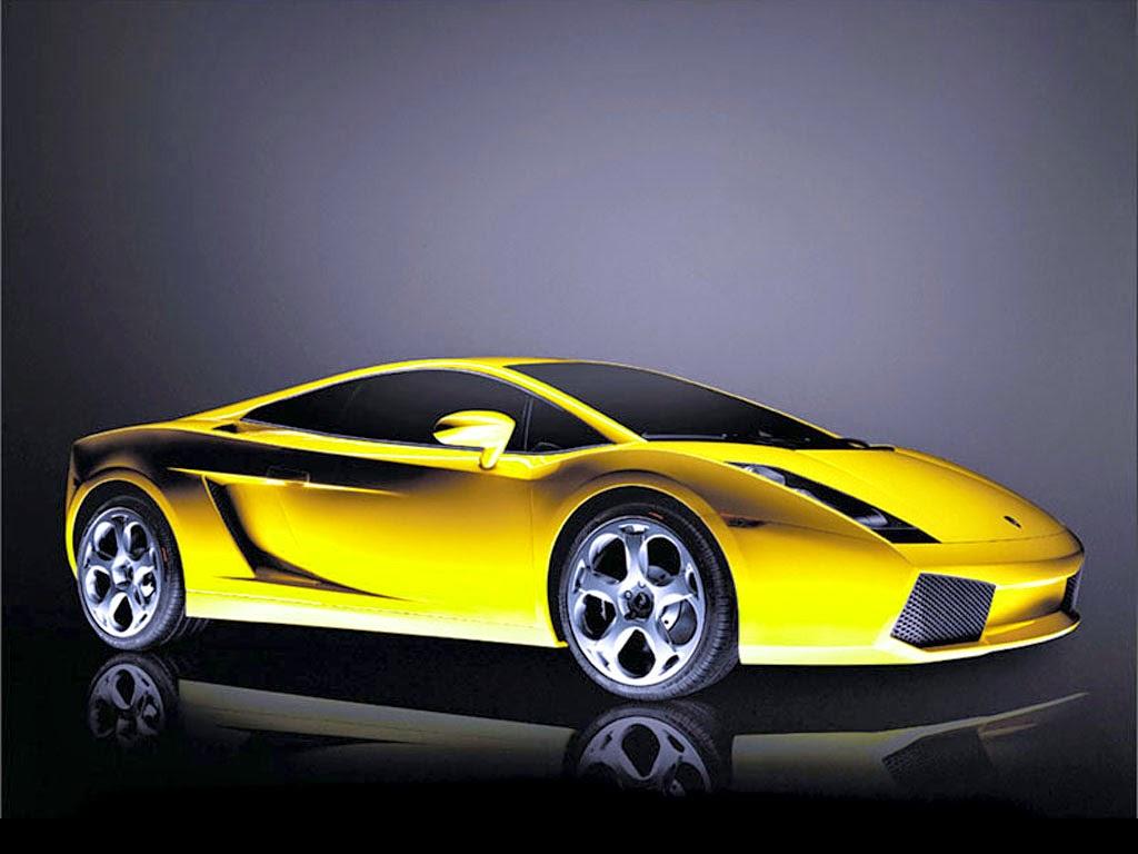 mobil Lamborghini Ghallardo