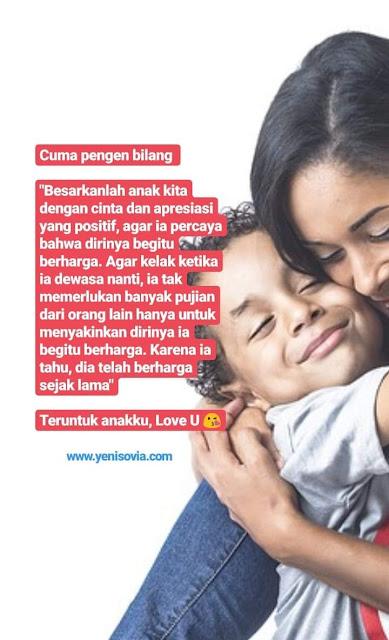 kata-kata motivasi dalam pengasuhan anak (quotes parenting)