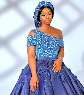 #African Dresses With Modern Influence For Ladies in 2021