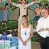 Chácara Lar São José recebe a visita da 1ª Dama do estado Valéria Perillo