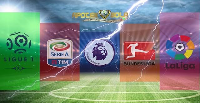 Jadwal Bola Malam Ini Tanggal 12 - 13 September 2018