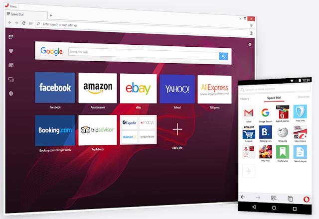 Opera%2BWeb%2BBrowser%2BScreenshot Opera 41.0 Build 2353.69 For PC Apps