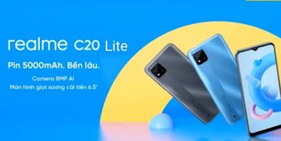 Realme C20 Lite
