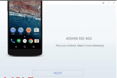 Cara Mudah Root Advan S5E 4G