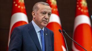 أردوغان يوجه دعوة للشعب التركي مستشهدا بحديث للنبي الكريم محمد (ص)
