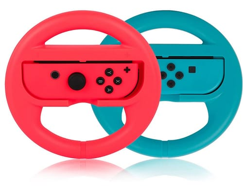 PowerLead Nintendo Switch Steering Wheel Controller