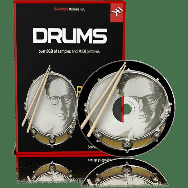 Hugh Padgham Drum for SampleTank
