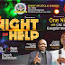 Prophet Hezekiah storms Lagos as CAC Itire DCC Headquarters holds One Night With CAC General Evangelist