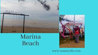Pantai Marina Tanjung Aru