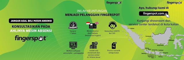 Service Center Fingerspot Jogja