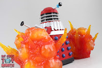 "Brotherhood of the Daleks Red ""Thalek"" Dalek 22"