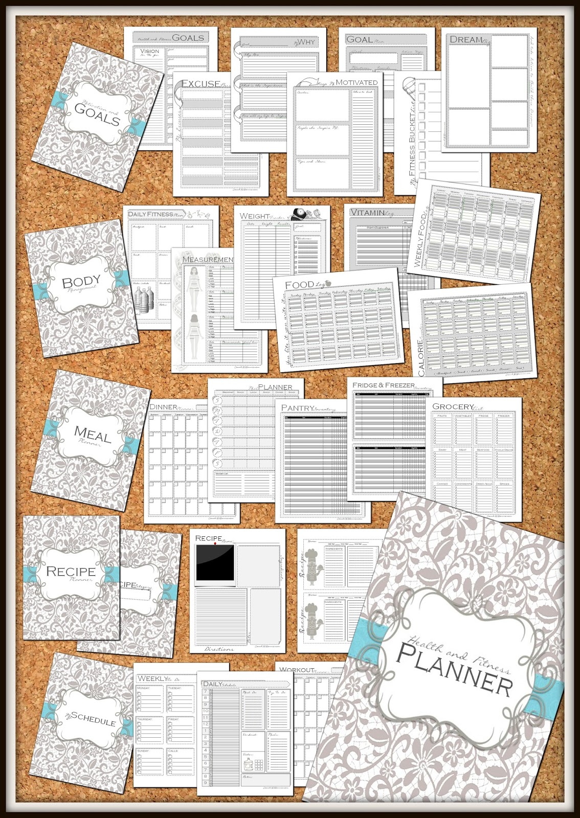Plan To Succeed Planner Giveaway