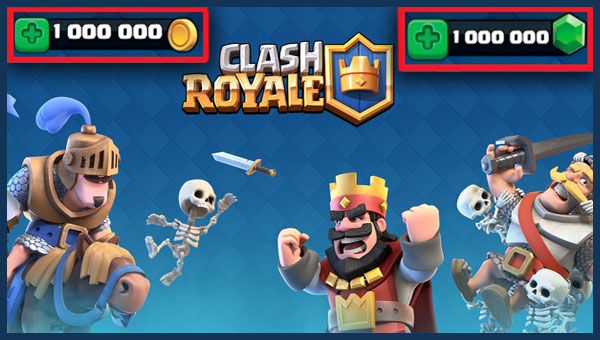 تنزيل لعبة Clash Royale مهكرة اخر اصدار2020