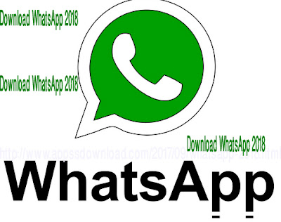 whatsapp 2018