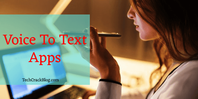 4 Free Voice-to-Text Apps You Can Use to Convert