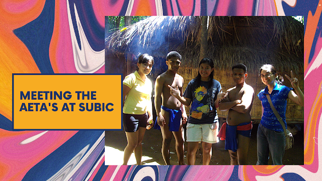 Meeting the Aetas at Zoobic Safari in Subic Zambales