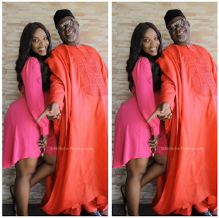 Actress Empress Njamah Sexy In New Photos As She Poses With Her On Screen Hubby