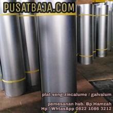 perbedaan baja ringan galvanis dan zincalum harga seng plat galvalum zincalume per meter 2020