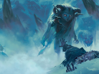 Reseñas D&D - Icewind Dale - Rime of the Frostmaiden