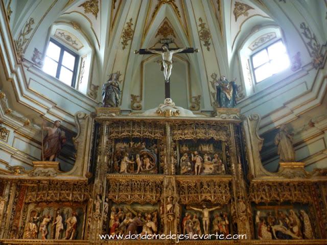 Retablo del Monasterio del Paular