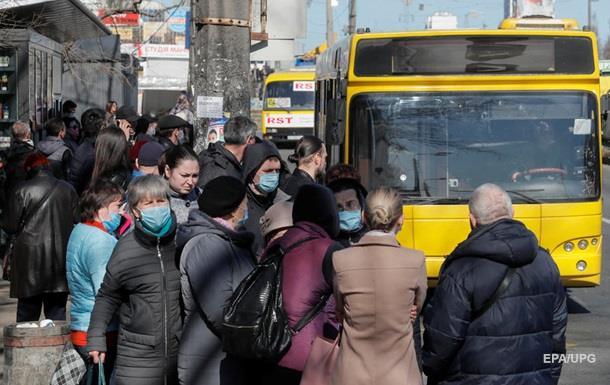 В Україні зросла кількість заражених коронавірусом