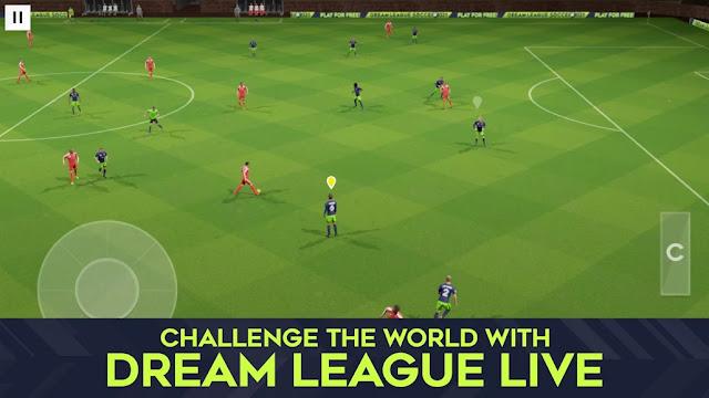 Screenshot Dream League