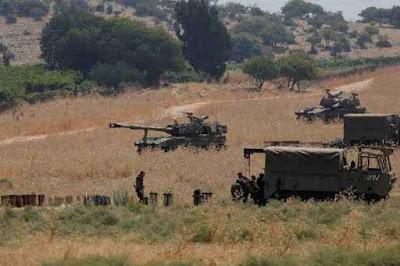 Israel evitou terrorista na fronteira com o Líbano