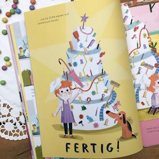 """""""Roberts weltbester Kuchen"""" von Anne-Kathrin Behl, NordSüd Verlag"""