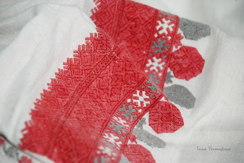 Вишиті сорочки Східного Поділля. Закодований Всесвіт.  2b7ba7a0c51ef