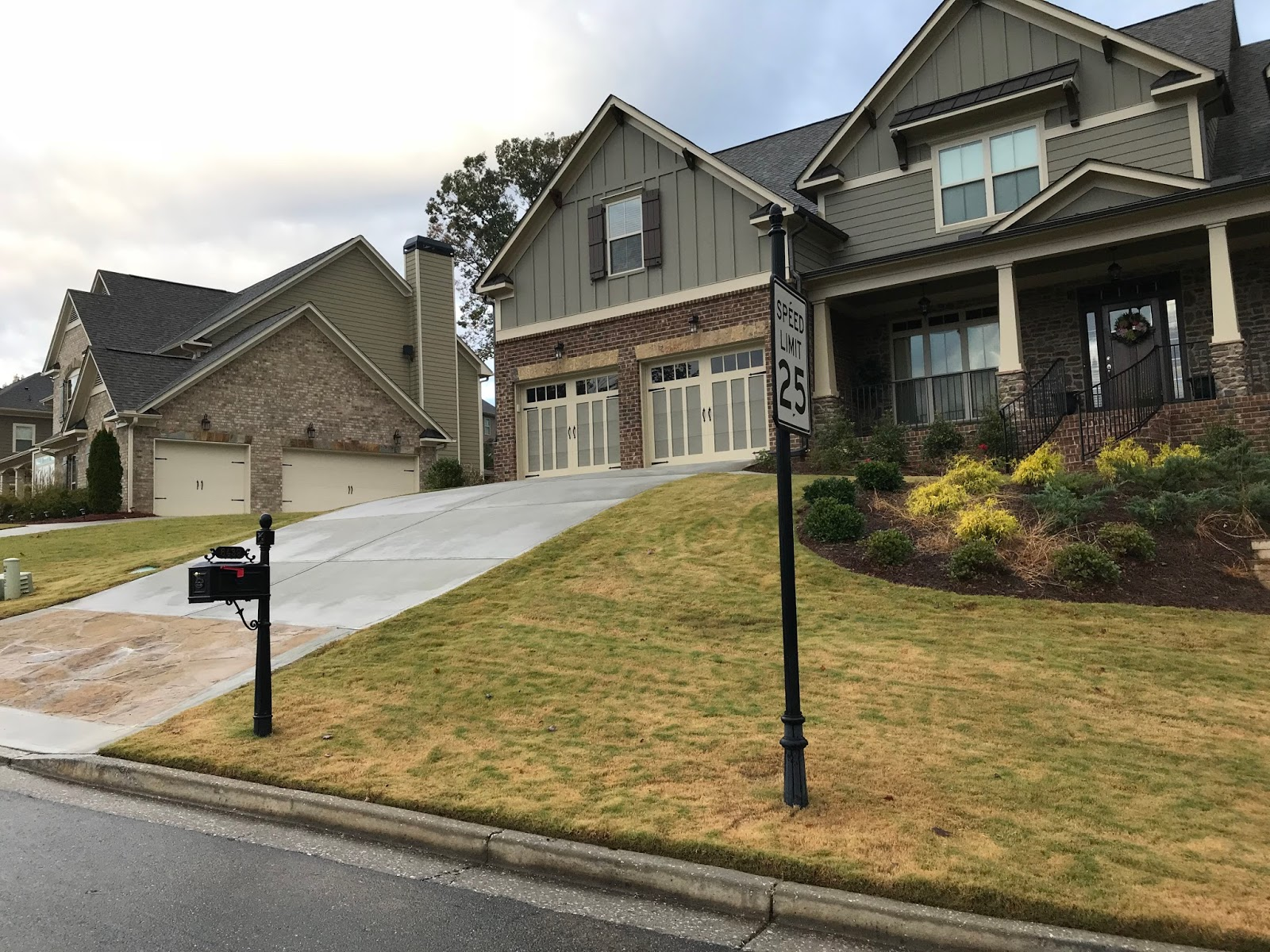 Foundation insights atl 2017 for Steep driveway construction
