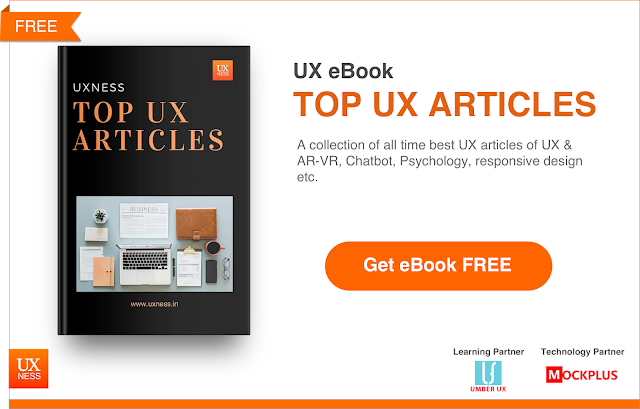 FREE UX eBOOK