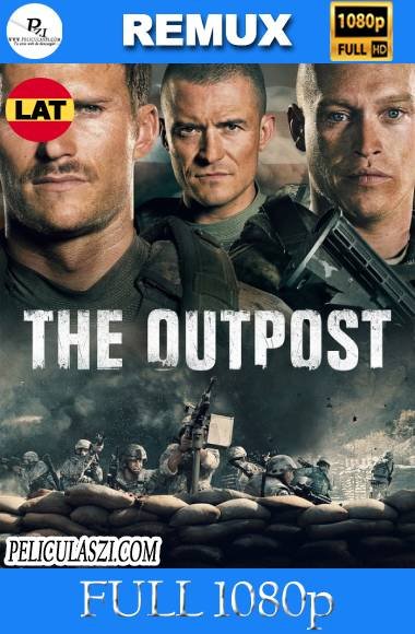 The Outpost (2020) Full HD REMUX & BRRip 1080p Dual-Latino