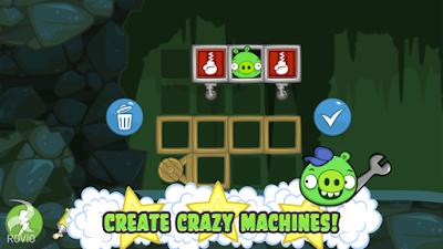 Download Bad Piggies HD v2.1.0 MOD Apk Terbaru Screenshot 2