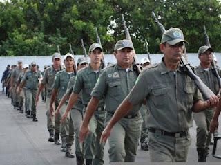 Concurso da Policia Militar do Piauí tem mais de 5 mil escritos no 1º dia