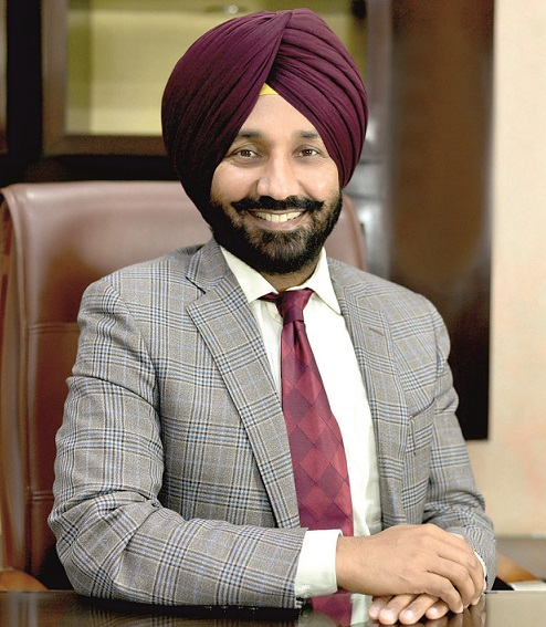 Chancellor Chandigarh University features in Eminent Punjabis of the World