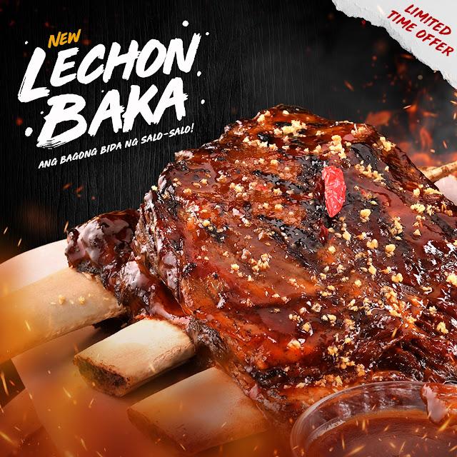 Get a taste of Kuya J's new Lechon Baka