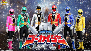 Kaizoku Sentai Gokaiger Episode 01-51 [END] MP4 Subtitle Indonesia