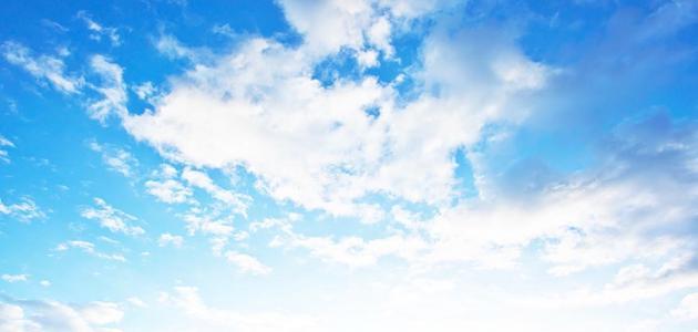 لمادا نرى لون السماء ازرق لن تصدق سبب ذالك