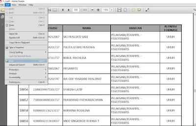 Cara Cepat Mencari Nama di File PDF