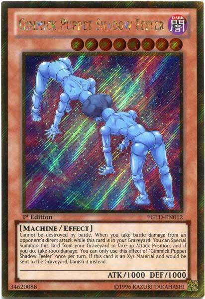shadow feeler card