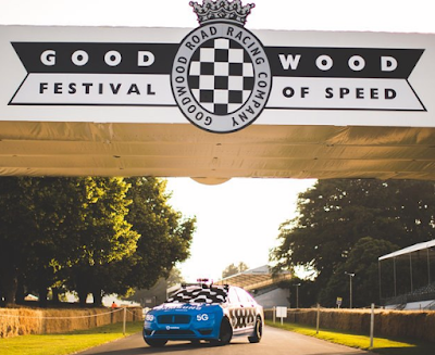 future technology car, future technology, technology news, technology, car tech, new network technology, 5g, goodwood hill climb, technical technology, virtual reality technology, Future Lab district, Goodwood Speed ​​Festival,