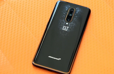 Review OnePlus 7T Pro MacLaren Edition (12GB/256GB)