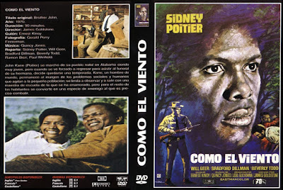 Carátula dvd: Como el viento (1971) Brother John - Torrent - dcc