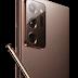 Samsung Note 20 Ultra bocor sebelum pelancaran