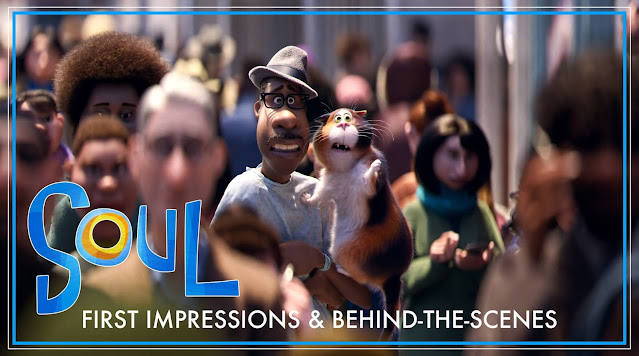 Pixar Soul First Impressions Review